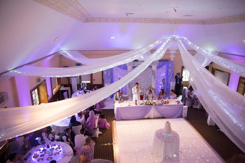 Wedding at Woolston Manor
