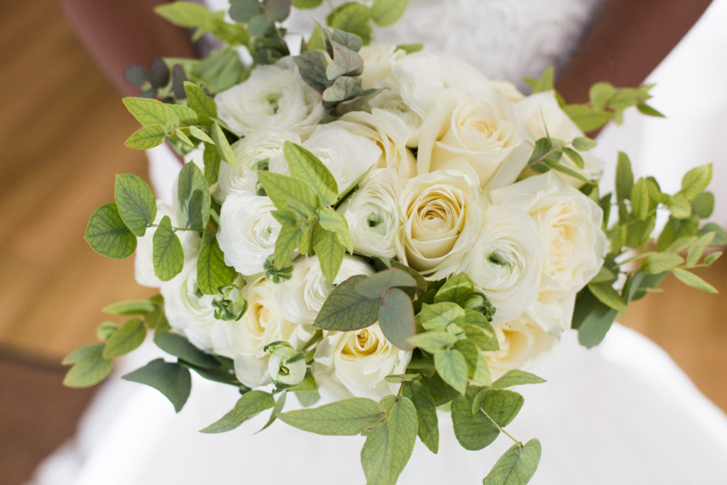 Pembroke Lodge Wedding Bouquet